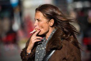 danni del fumo per la salute della donna