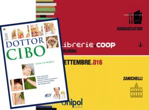 Presentazione del libro Dottor Cibo - Lidia La Marca