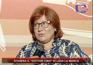 Lidia La Marca intervista TeleRadio Monte Kronio