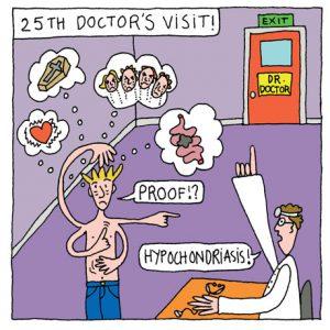 sintomi vaghi Dott.ssa La Marca
