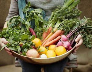 Dieta vegetariana e salute della donna
