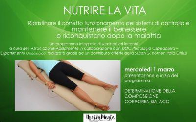 Nutrire la Vita | Determinazione della composizione corporea